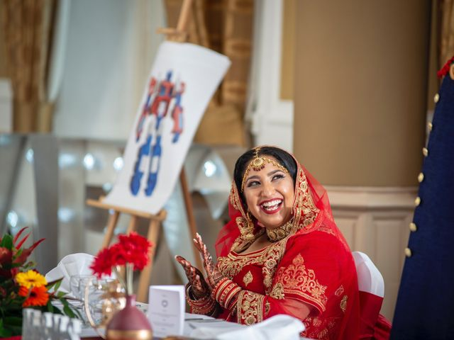 Pam and Anthony's Wedding in Newcastle upon Tyne, United Kingdom 54