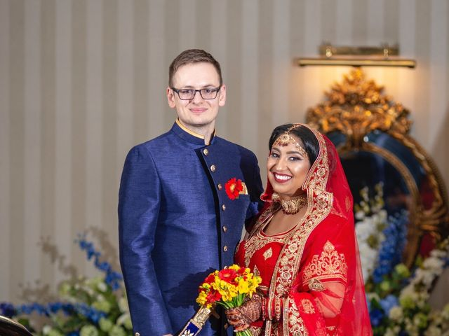 Pam and Anthony's Wedding in Newcastle upon Tyne, United Kingdom 60