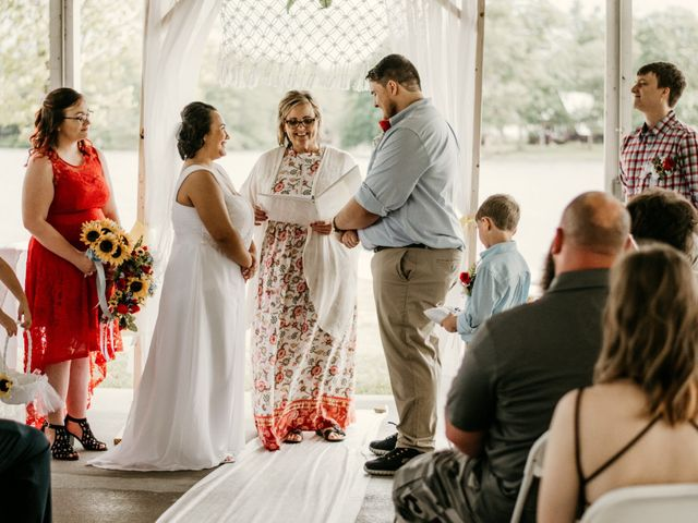 Matt and Lia's Wedding in Crossville, Tennessee 2
