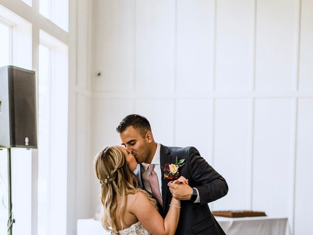 Daniel and Whitney's Wedding in Muskogee, Oklahoma 11