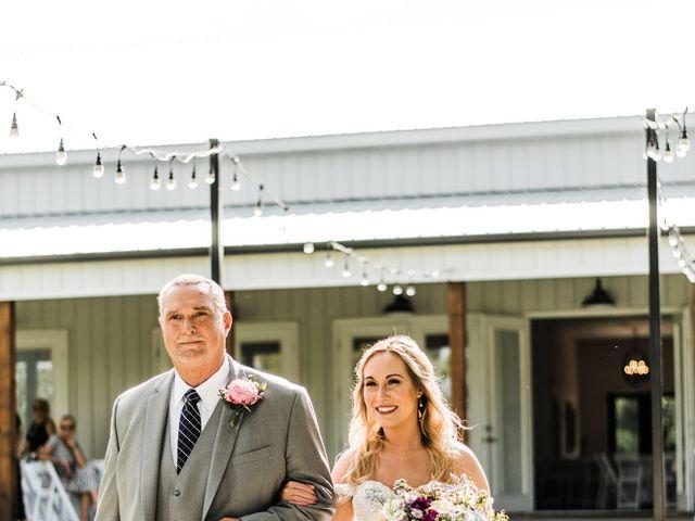 Daniel and Whitney's Wedding in Muskogee, Oklahoma 12