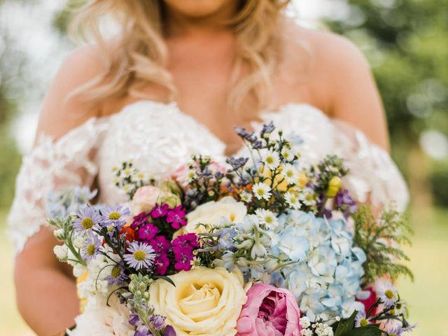 Daniel and Whitney's Wedding in Muskogee, Oklahoma 14