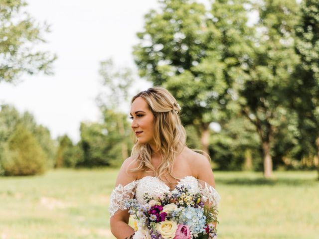 Daniel and Whitney's Wedding in Muskogee, Oklahoma 15