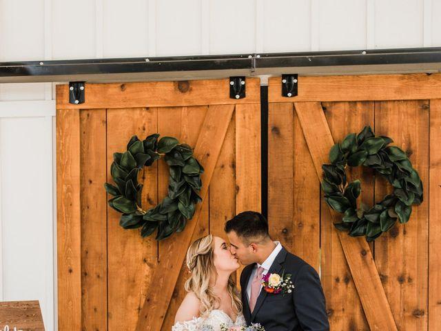 Daniel and Whitney's Wedding in Muskogee, Oklahoma 16