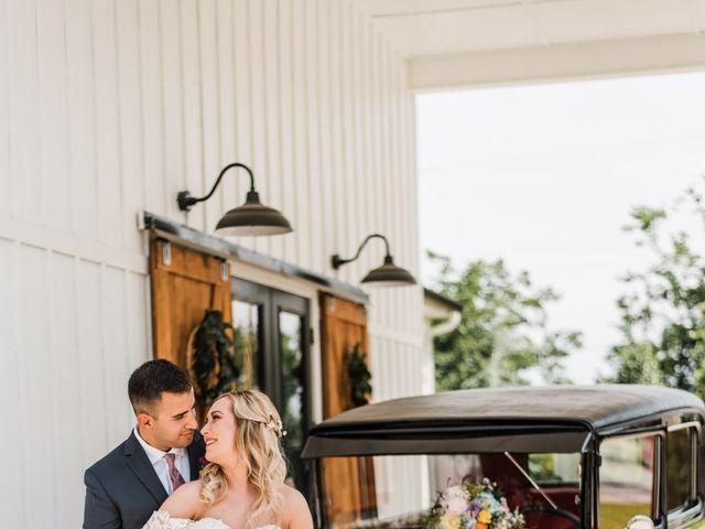 Daniel and Whitney's Wedding in Muskogee, Oklahoma 18