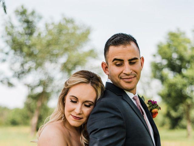 Daniel and Whitney's Wedding in Muskogee, Oklahoma 19