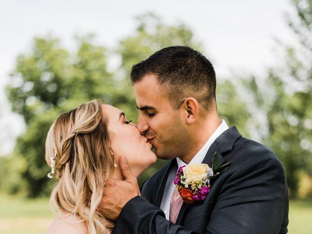Daniel and Whitney's Wedding in Muskogee, Oklahoma 20