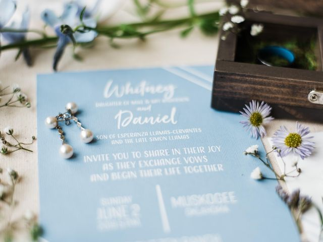 Daniel and Whitney's Wedding in Muskogee, Oklahoma 30