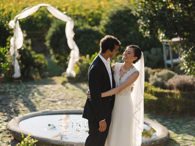 The wedding of Aileen and Brandon