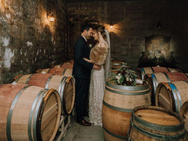 Brayn and Mandi's Wedding in Elkin, North Carolina 1