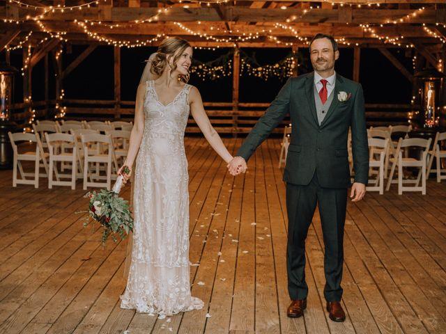 Brayn and Mandi's Wedding in Elkin, North Carolina 2
