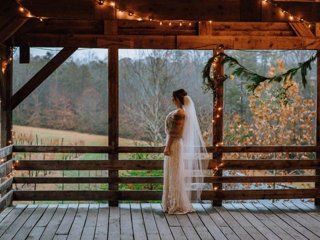 Brayn and Mandi's Wedding in Elkin, North Carolina 4
