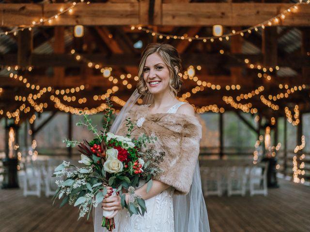 Brayn and Mandi's Wedding in Elkin, North Carolina 6