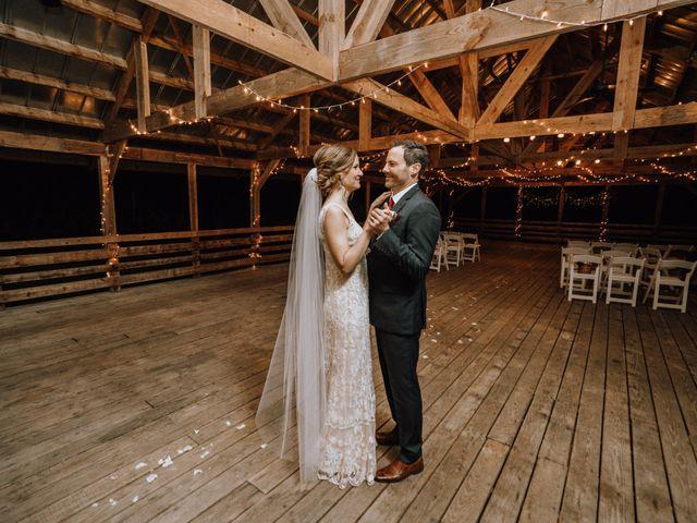 Brayn and Mandi's Wedding in Elkin, North Carolina 7