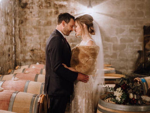 The wedding of Mandi and Brayn