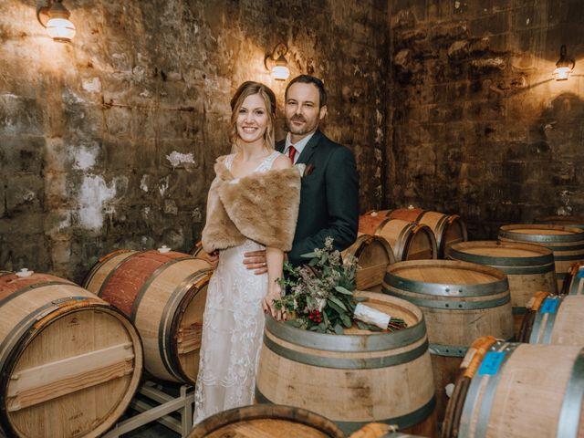Brayn and Mandi's Wedding in Elkin, North Carolina 9
