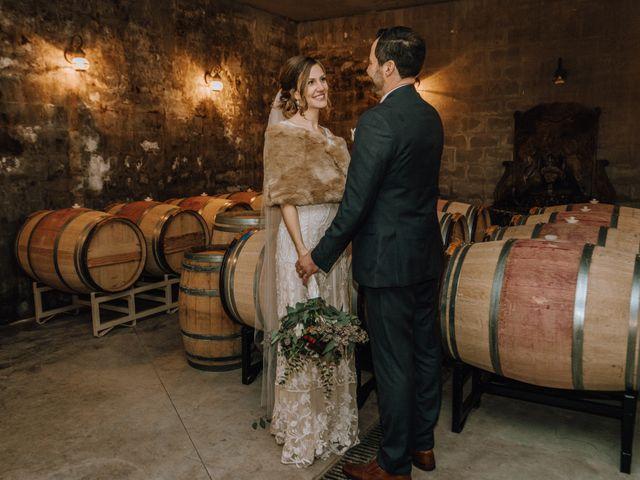 Brayn and Mandi's Wedding in Elkin, North Carolina 10