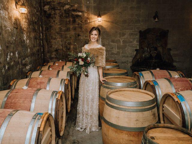 Brayn and Mandi's Wedding in Elkin, North Carolina 12