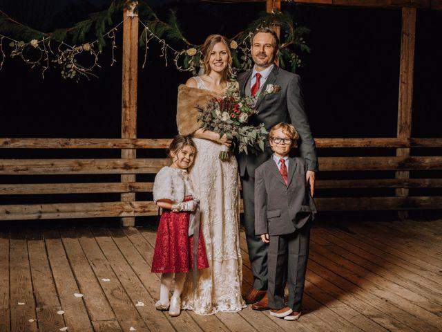 Brayn and Mandi's Wedding in Elkin, North Carolina 13