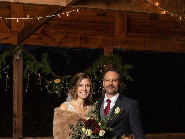 Brayn and Mandi's Wedding in Elkin, North Carolina 14