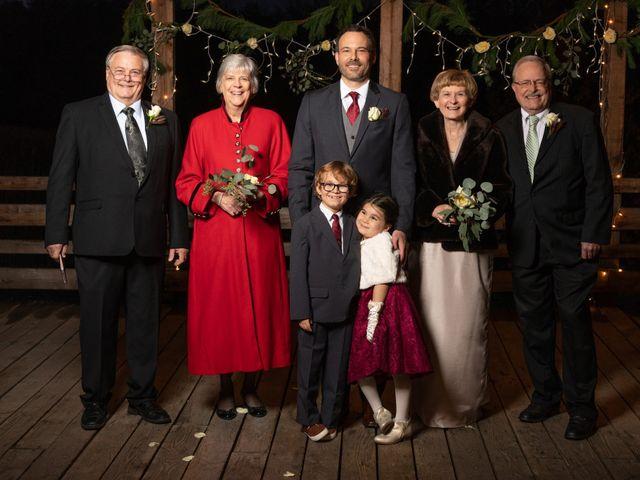 Brayn and Mandi's Wedding in Elkin, North Carolina 15