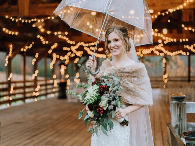 Brayn and Mandi's Wedding in Elkin, North Carolina 19