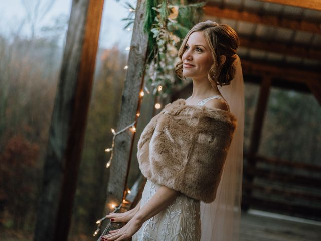 Brayn and Mandi's Wedding in Elkin, North Carolina 21
