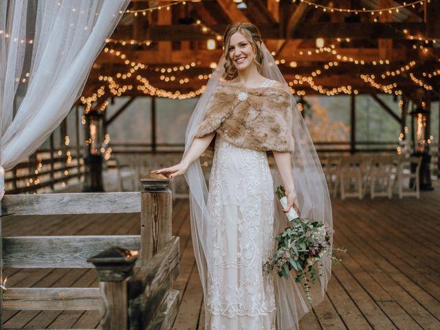 Brayn and Mandi's Wedding in Elkin, North Carolina 22
