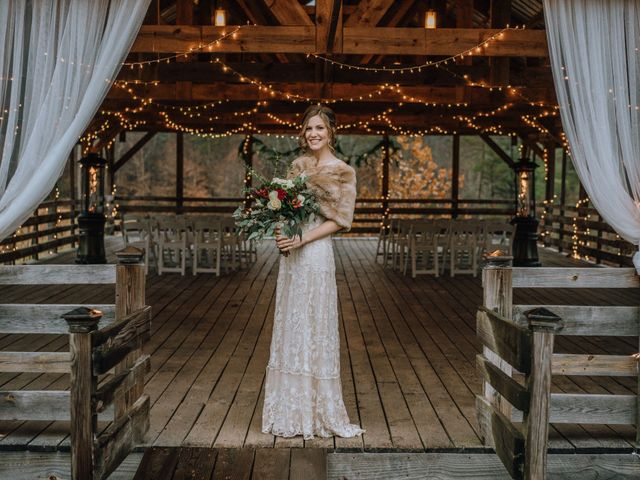 Brayn and Mandi's Wedding in Elkin, North Carolina 23