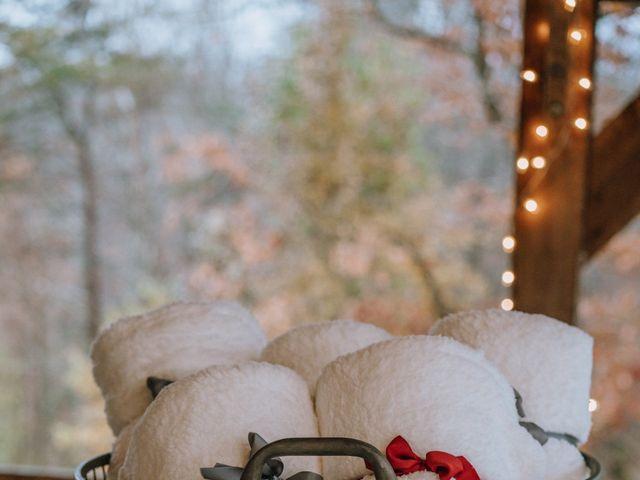 Brayn and Mandi's Wedding in Elkin, North Carolina 24