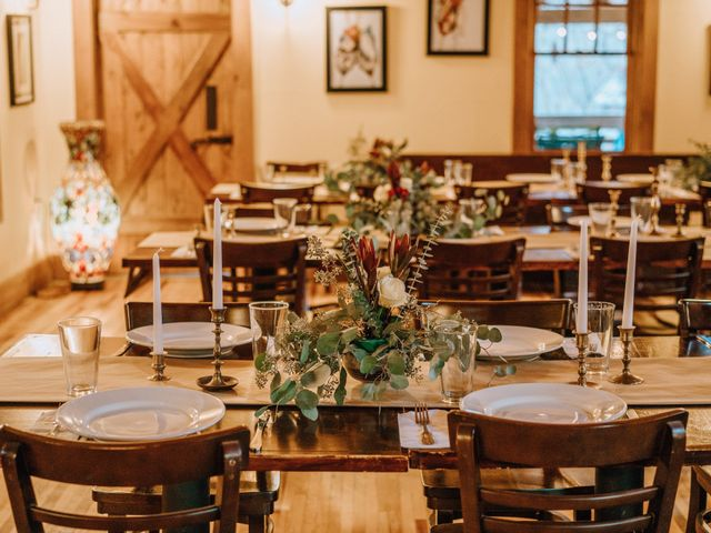 Brayn and Mandi's Wedding in Elkin, North Carolina 27