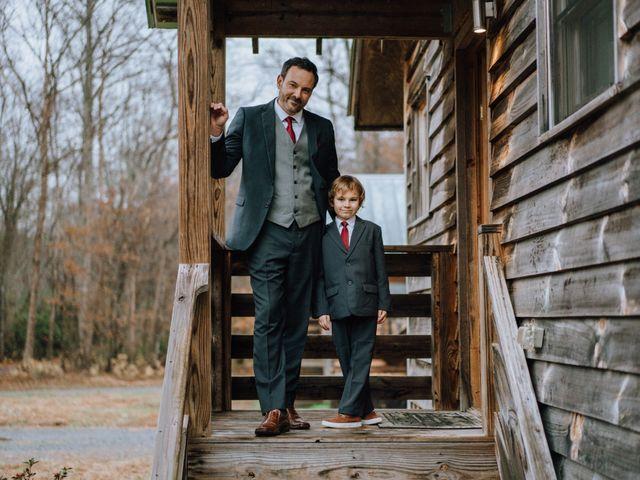 Brayn and Mandi's Wedding in Elkin, North Carolina 30