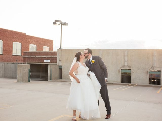 The wedding of Samantha and Jordan