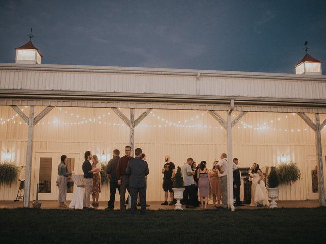 Josh and Johnna's Wedding in Beechgrove, Tennessee 3