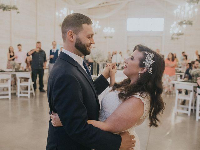 Josh and Johnna's Wedding in Beechgrove, Tennessee 4