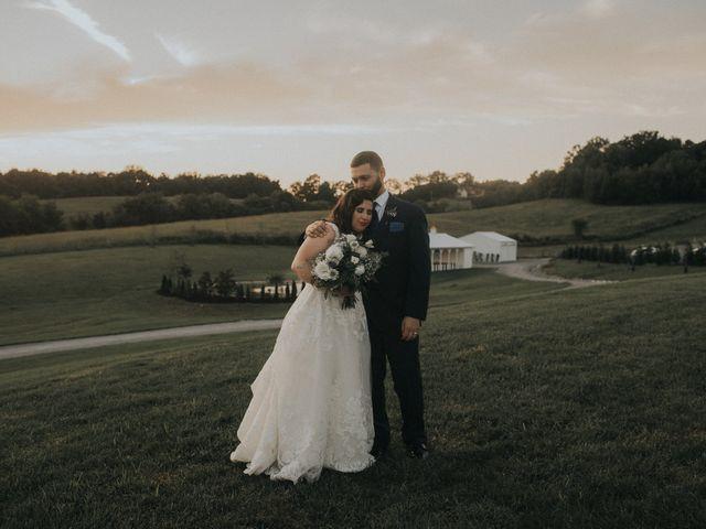 Josh and Johnna's Wedding in Beechgrove, Tennessee 6