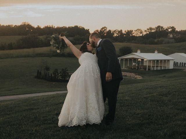 Josh and Johnna's Wedding in Beechgrove, Tennessee 7