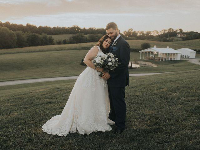 Josh and Johnna's Wedding in Beechgrove, Tennessee 8