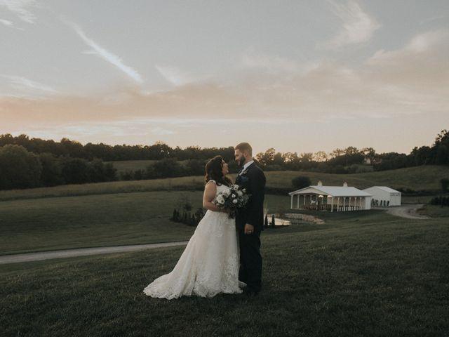 Josh and Johnna's Wedding in Beechgrove, Tennessee 1