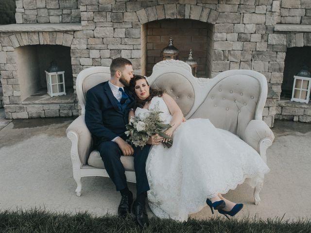 Josh and Johnna's Wedding in Beechgrove, Tennessee 9