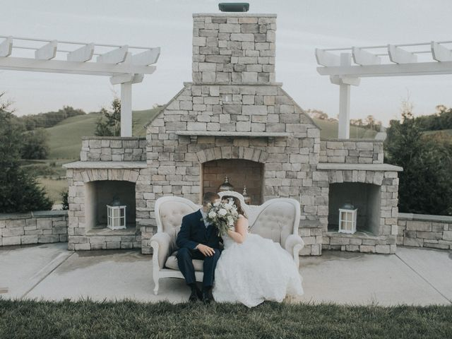Josh and Johnna's Wedding in Beechgrove, Tennessee 10