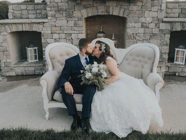 Josh and Johnna's Wedding in Beechgrove, Tennessee 11