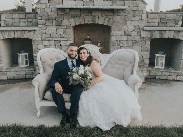 Josh and Johnna's Wedding in Beechgrove, Tennessee 12