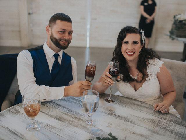 Josh and Johnna's Wedding in Beechgrove, Tennessee 15