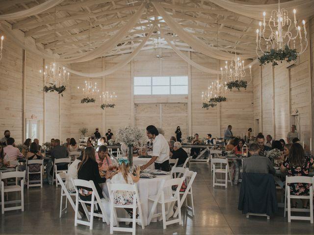 Josh and Johnna's Wedding in Beechgrove, Tennessee 16