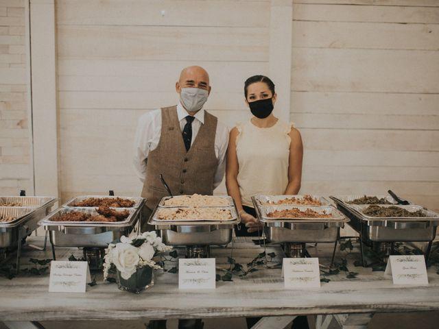Josh and Johnna's Wedding in Beechgrove, Tennessee 18