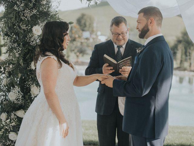 Josh and Johnna's Wedding in Beechgrove, Tennessee 22