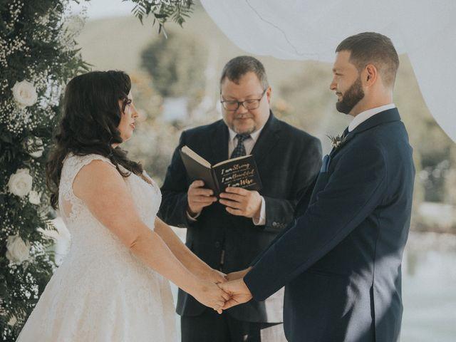 Josh and Johnna's Wedding in Beechgrove, Tennessee 25