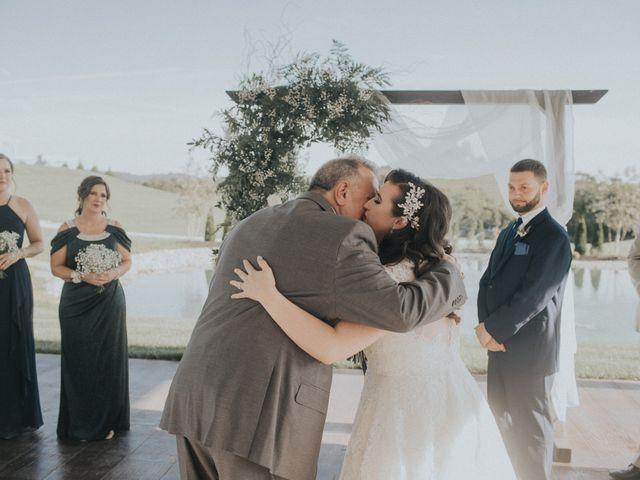 Josh and Johnna's Wedding in Beechgrove, Tennessee 26