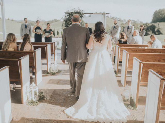 Josh and Johnna's Wedding in Beechgrove, Tennessee 27